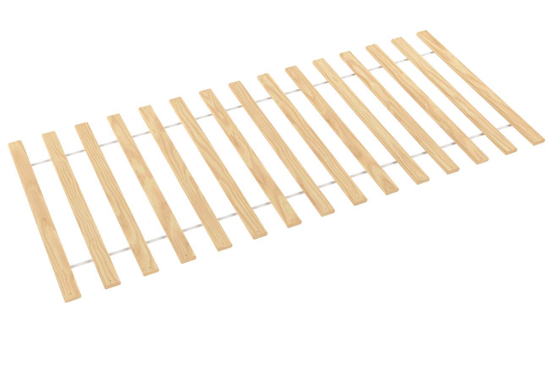 Inter Link 30400290 - Somier de tablas individual (198 x 90 x 2 cm)