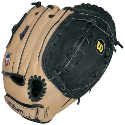 Wilson Baseball Fielders Glove (Wilson A425 95 Fielder's Throw Glove (Left Hand, 9.5-Inch))
