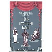Türk Tiyatrosu Tarihi (Ciltli)