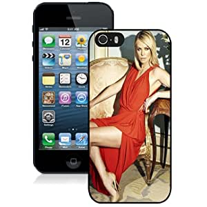 Fashionable Custom Designed Cover Case For iPhone 5S With Charlize Theron Blonde Phone Case Cover