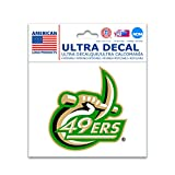 Wincraft NCAA Multi-Use Decal (3''x4'') (UNC Charlotte)