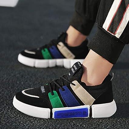 b5b018bbe13a8 Amazon.com: NANXIEHO Trend Fashion Men's Shoes Autumn and Winter Men ...