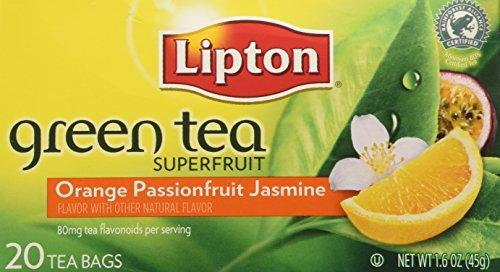 Lipton Green Tea Passionfruit Jasmine