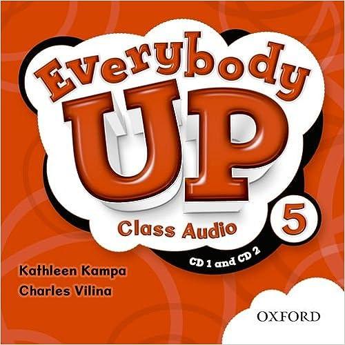 Descarga gratuita de libros franceses en pdf. Everybody Up 5: Class Audio CD PDF