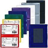 StoreSMART - Dual-Pocket Card Holder with Magnetic Back - 16-Pack - RPP2915M-SP