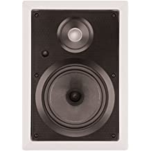 Architech PS-602 In-Wall Speakers 6.5 Kevlar Series Pair Consumer Electronics