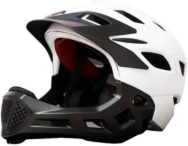QIDUll Casco de Ciclismo, Unisex, Casco de Bicicleta maníaco ...