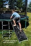 Trampoline Pro Jump Slider, Trampoline Ladder
