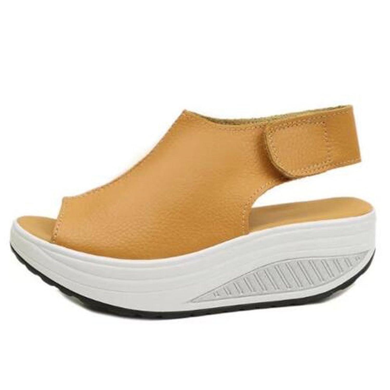 Cuir Dentelle Casual Chaussures Secouer La Plate-forme MNHBBe8Dl