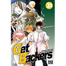 Get Backers T23 (French Edition)