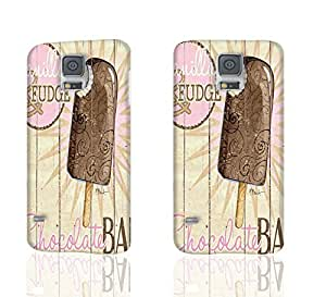 Sweet Treat Signs IIi Design Hard 3D Case Back For Samsung Galaxy S5 i9600
