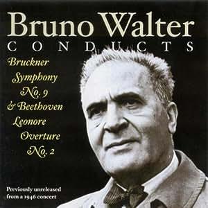 Bruno Walter Conducts Beethoven & Bruckner