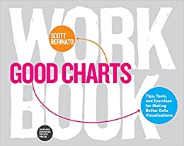 Libro Epub Gratis Good Charts Workbook: Tips, Tools, And Exercises For Making Better Data Visualizations