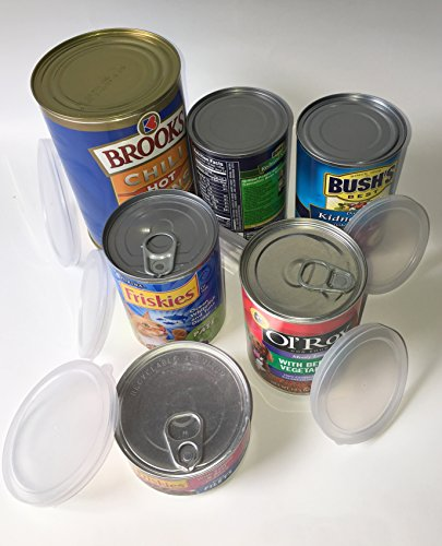 Canned Pet Food Lids      Inch
