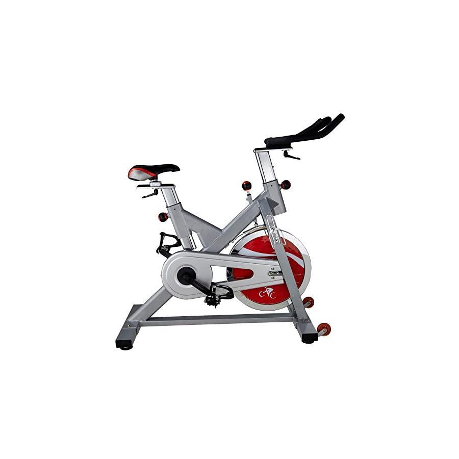 Sunny Health & Fitness Indoor Cycling Bike