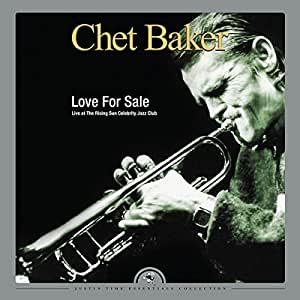 Love For Sale : Live At The Rising Sun Celebrity Jazz Club