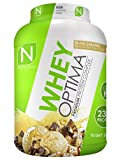 NutraKey Whey Optima Protein Powder, Salted Caramel Peanut Butter Cup, 5-Pound Review