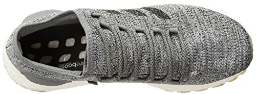 Adidas Originali Mens Pureboost Atr Scarpa Da Corsa Bianco / Nero / Grigio Tre