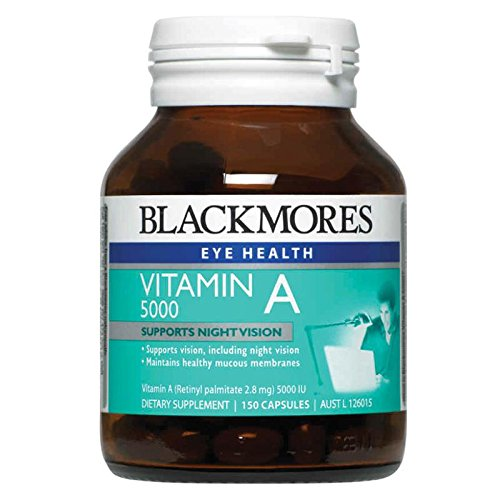 Blackmores Vitamin A 5000IU 150 Caps