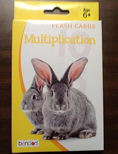 Multiplication Flash Cards (Multiplication Facts Tips)