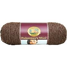 Fishermen's Wool Yarn -Nature's Brown