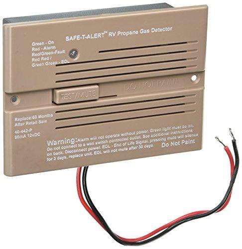 - MTI INDUSTRIES 40442PBR 12V Propane/Gas Detector