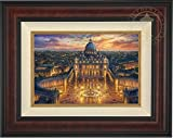 Thomas Kinkade - Vatican Sunset 12'' x 18'' Estate Edition (E/E) Limited Edition Canvas (Burl)