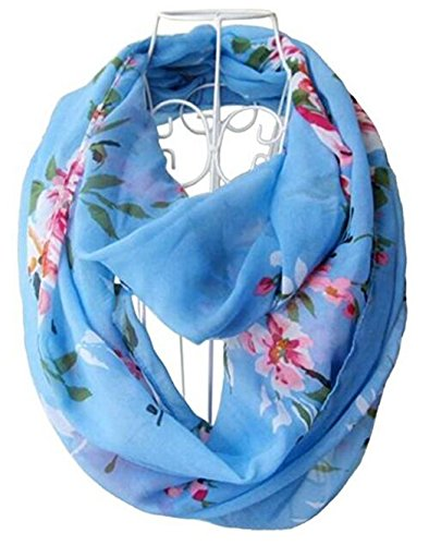 Beautiful Floral Scarf - 4