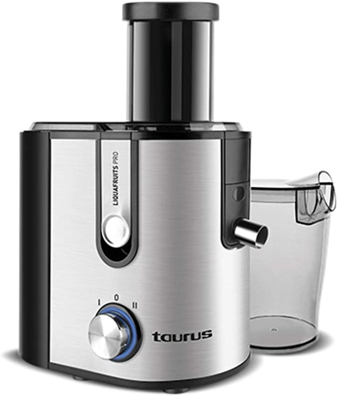 Taurus 924.720 Liquafruits PRO-Licuadora (800 W, 2 velocidades ...