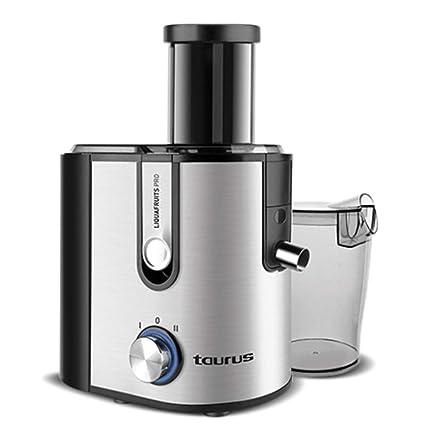 Taurus Licquafruits Pro 800-Watt Juice Extractor (Silver/Black)