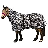 Loveson Zebra Fly Sheet Zebra print 66