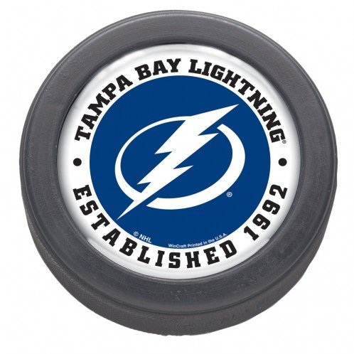 WinCraft NHL Tampa Bay Lightning Hockey ()