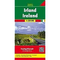 Irland, Autokarte 1:350.000, freytag & berndt Auto + Freizeitkarten