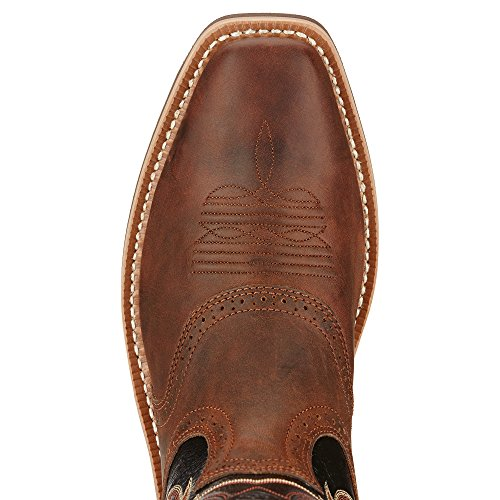 Ariat Men's Heritage Roughstock Square Toe Western Boot