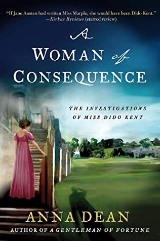 book cover of A Woman of Consequence