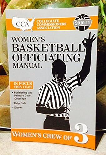 Cca basketball manual page 1 array women u0027s basketball officiating manual women u0027s crew of 3 cca rh fandeluxe Images