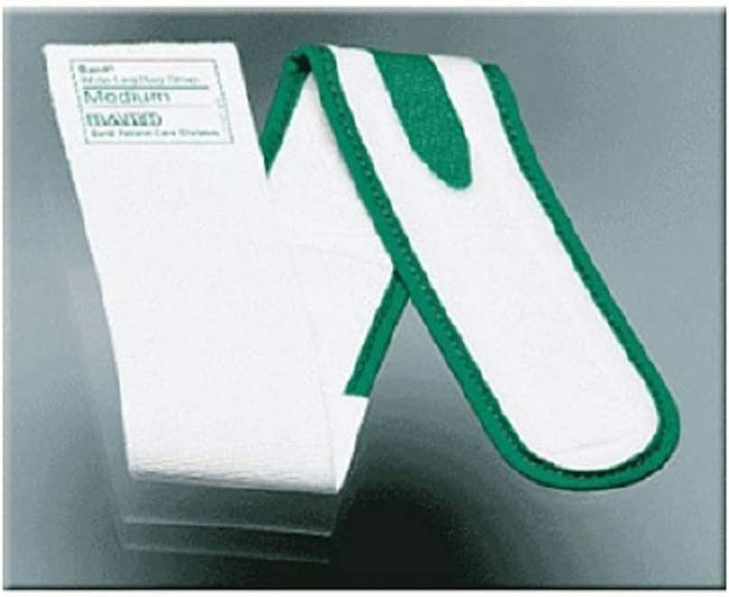 Bard Leg Strap Large, Fabric Backing, Hook and Loop Closure, Length 20-27 Inch, Width 2 Inch - MCK36621900