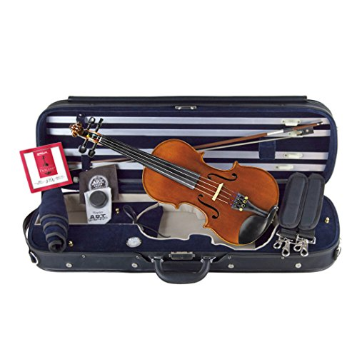 Louis Carpini G3 Violin Outfit 4/4 (Full) Size by Kennedy Violins