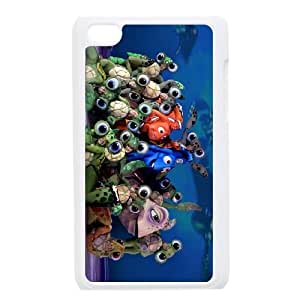 iPod Touch 4 Cell Phone Case White Finding Nemo NF6035945