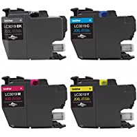 Brother LC3019 Super High Yield Ink Cartridge Set