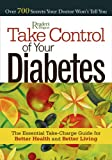 Take Control of Your Diabetes, Reader's Digest Staff, 1606520202
