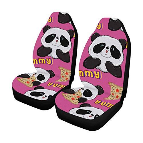 panda bear seat covers - 3