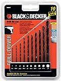 Black & Decker OEM 15557 10 piece drill driver bit set ***Qty Discounts***