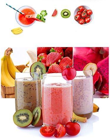 RXL-Exprimidor Juicer Home Automatic Fruit and Vegetable Multifuncional Juicer Copa Horizontal