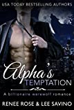 Bargain eBook - Alpha s Temptation