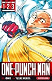 Coffret One-Punch Man Tomes 1-2-3