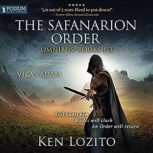 The Safanarion Order Omnibus, Books 1-3 Audiobook