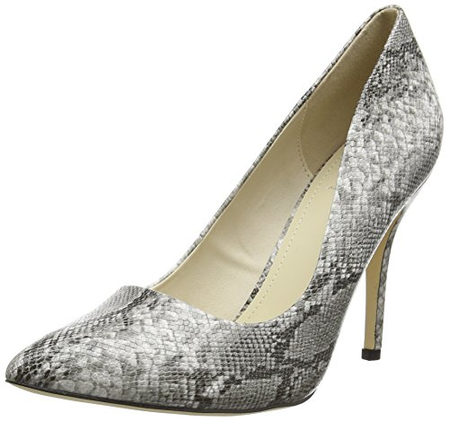 Another Pair of Shoes Penelopee3, Zapatos de Baile Salón para Mujer Varios Colores (Negro/Blanco 203)