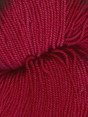 - Ella Rae Yarn - Lace Merino Hand Painted - Cherry Red 30