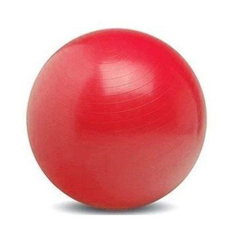 100CM Explosion-proof Fitness Ball / Yoga Ball / Training Ball / Slimming Fitness Ball / Red Yoga Ball anti-burst fitness ball qiangzi Yoga ball
